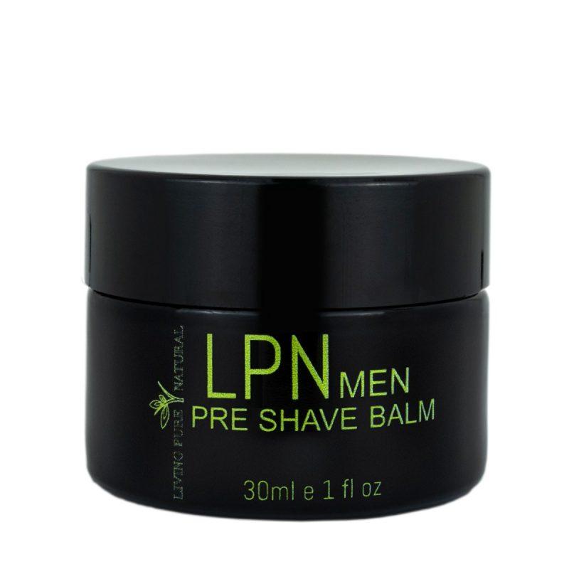 Living Pure Natural LPN MEN Pre Shave Balm