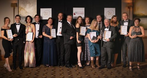 Chamber of commerce Award Living Pure Natural