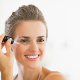Living Pure Natural face serum benefits